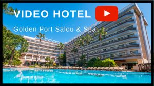 Vídeo hotel Salou costa dorada –  Golden Port Salou & Spa